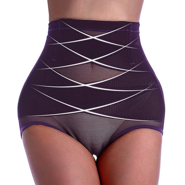 Spiral Steel Boned Shaper Plus Size Butt Lifter Enhance Panties Women Hip Booty Sexy Briefs High Waist Slim Tummy Shapewear 4XL