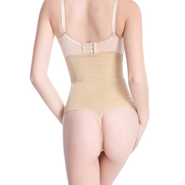 Women High Waist Control Panties Butt Lifter Underpant Sexy Lingerie Thongs Enhance Hip Booty Briefs Slimming Body Shaper Corset