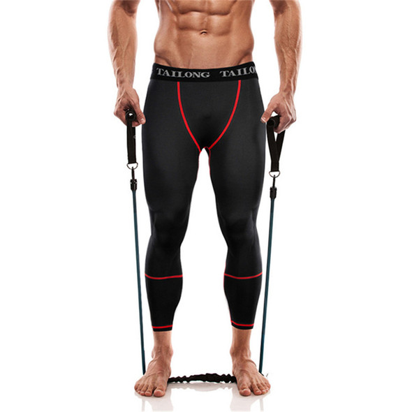 Bafully Best Man Weight Loss Pants Exercise Leggings Sauna Body Shaper Hot Sweat Thermo Slimming Capri Workout Waist Trainer
