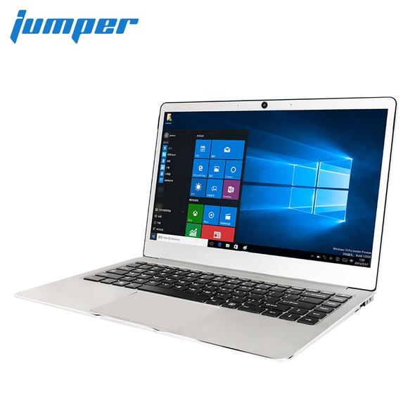 "Larger Storage Jumper EZbook 3L Pro laptop 6G RAM 64G eMMC 64G SSD 14"" FHD notebook Intel Apollo Lake N3450 ultrabook computer"