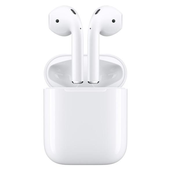 Genuine Apple AirPods Wireless Headphones Original Apple Bluetooth Headset for iPhone iPad Mac and Apple Watch