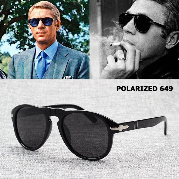 Classic Vintage JackJad 649 Aviation Style Polarized Sunglasses Men Driving New Brand Design Sun Glasses