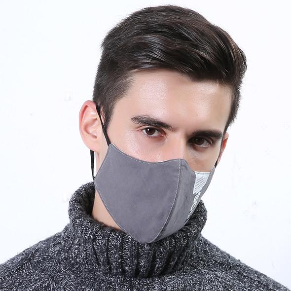 10pcs/New Men's Women's adult fashion print mask winter warm dust-proof breathable mask Grid Anti-fog Haze Warm Fashion Masks