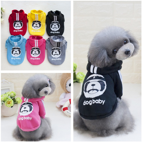 Dog Sleeve Comfortable Warm Cotton Hoodie Dog Puppy Style Wind Wear Camisole Teddy Chihuahua Clothes Multicolor XS-XXL