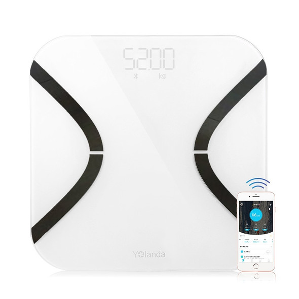 Body Index 35 Original Mini Smart Weight Scale Body Fat SCALES Electronic Balance Floor Scales Support Bluetooth App