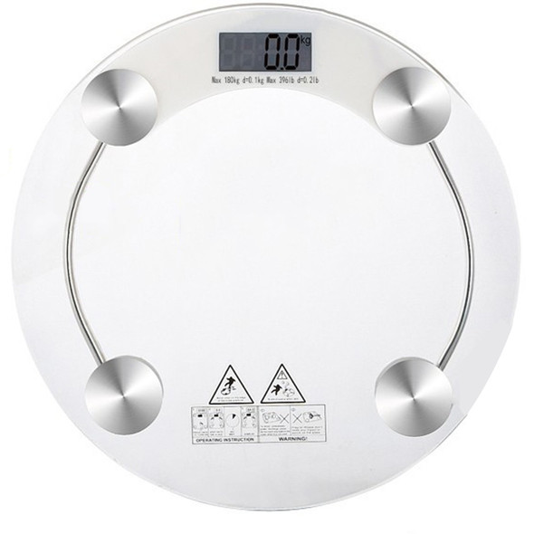 Bathroom Body Scales Accurate Smart Electronic Digital Weight Home Floor Health Toughened Glass LED Display 2.5Kg-150Kg