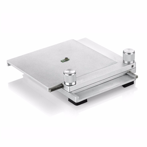 100x100mm X-Y Stage 40mm Travel Distance Precision Two-Way Free Mobile Objective Platform for Microscope