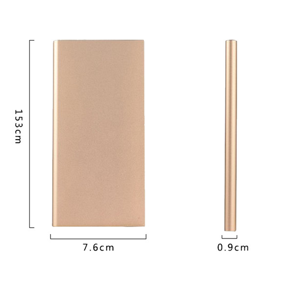 Dual USB Power Bank 20000mAh Portable Ultra-thin Polymer Powerbank External Battery Charger For Mobile Phones Tablets Poverbank