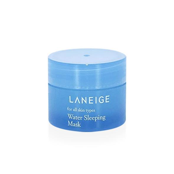 Cosmetics Good Night Sleeping Care Set ( Lip Mask 3g + Water Sleeping Mask 15ml ) Facial Skin Care Face Mask Lip Mask