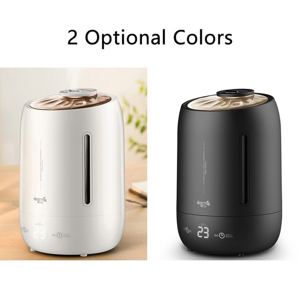 Air Humidifier Air Purifying Mist Maker Household Timing With Intelligent Touch Screen Adjustable Fog Quantity