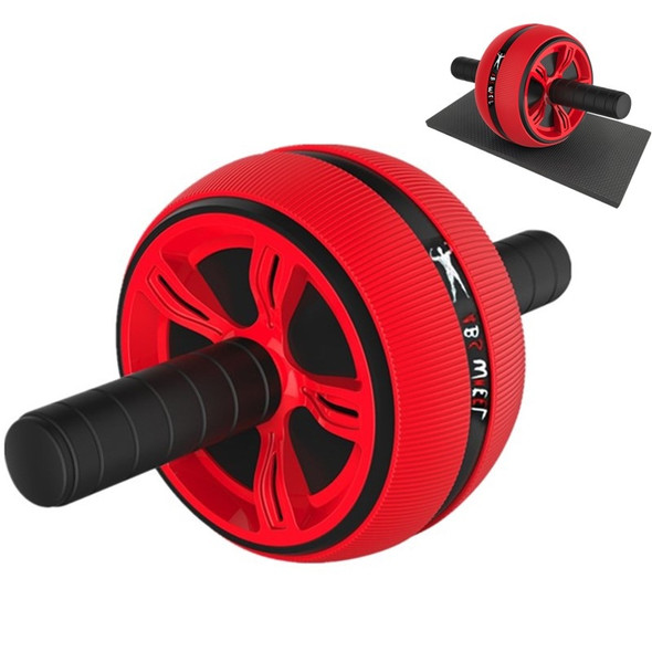 Ab Roller Big wheel Abdominal Muscle Trainer for Fitness Abs Core Workout Abdominal Muscles Training Home Gym Fitness Equipment