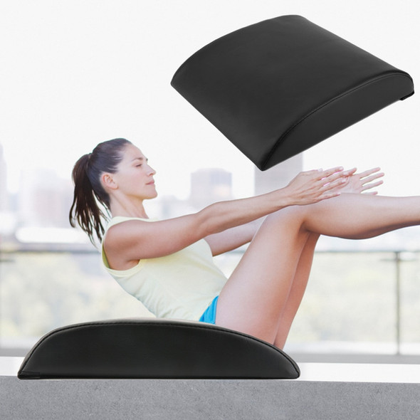 AbMat Ab Mat Abdominal Core Trainer For CrossFit MMA Sit-ups NO DVD Injury Prevention with an Emphasis Comfort Gym
