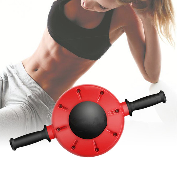 360 Degree Rotation Home Gym Abdominal Exercise Machine Ab Roller Fitness Abdominal Muscle Trainer Training Abs Wheel