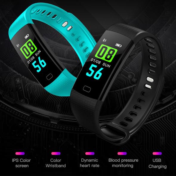 Y5 Smart Band Heart Rate Tracker Fitness Tracker Y5 Smartband Smart Bracelet Waterproof Smart Wristband Smart Watch Men Women