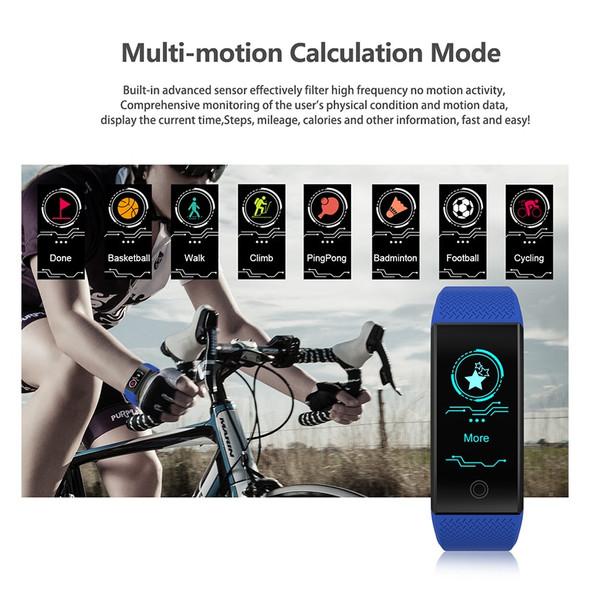 Fitness Tracker Health Bracelet Men Women Blood Preesure Measurement Smart Band Sport Watch for iPhone