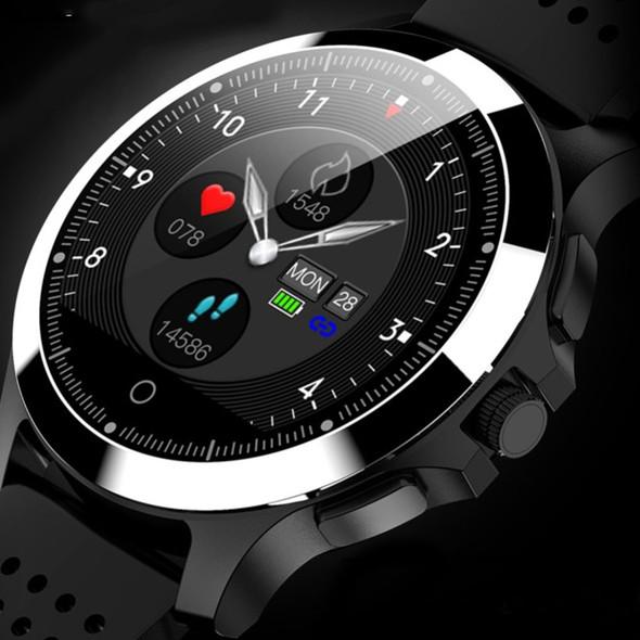 W8 ECG + PPG Smart Watch Blood Pressure Heart rate Monitor Band IP67 waterproof  Sport Fitness tracker Smart Bracelet