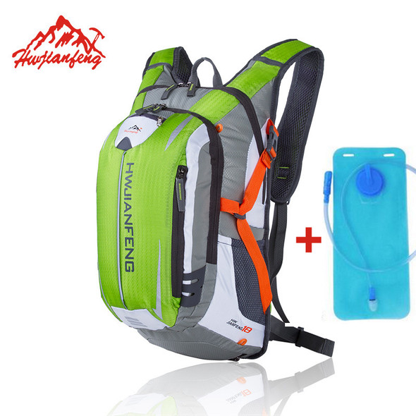 18L Sports Water Bags Bladder Hydration Cycling Backpack Outdoor Climbing Camping Hiking Bicycle Bike Bag Camelback
