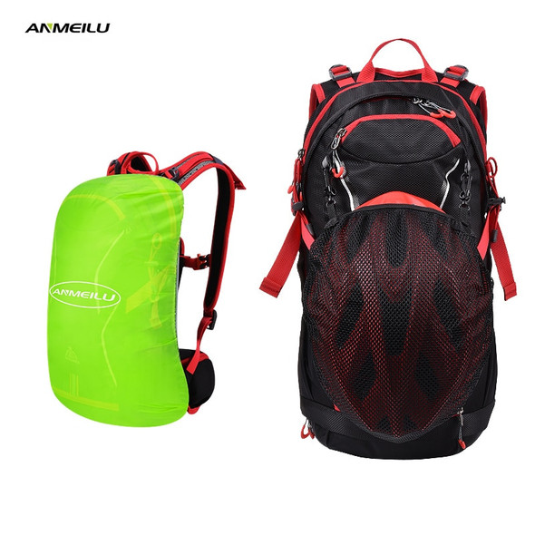 2L Water Bag Outdoor Sport Camping Backpack Waterproof Hiking Fishing Cycling Climbing Hydration Backpack Water Bladder
