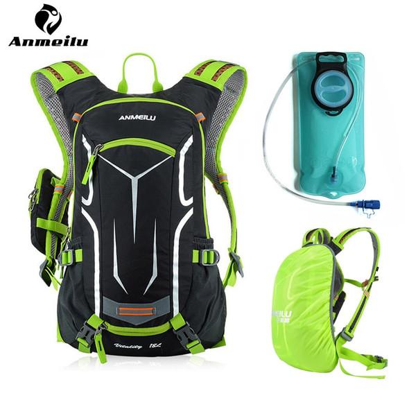 Sport 2L Water Bladder 18L Cycling Waterproof Hydration Backpack Men Women Camping Climbing Water Bag
