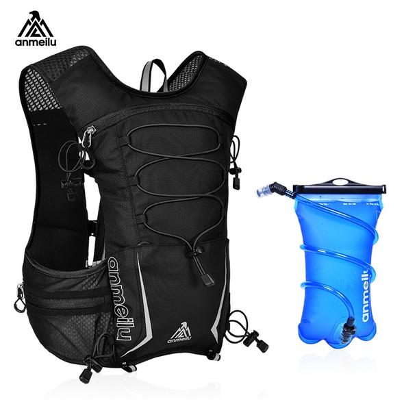 2L Water Bag 5L Hydration Backpack Camping Marathon Cycling Climbing Running Water Backpack Bladder