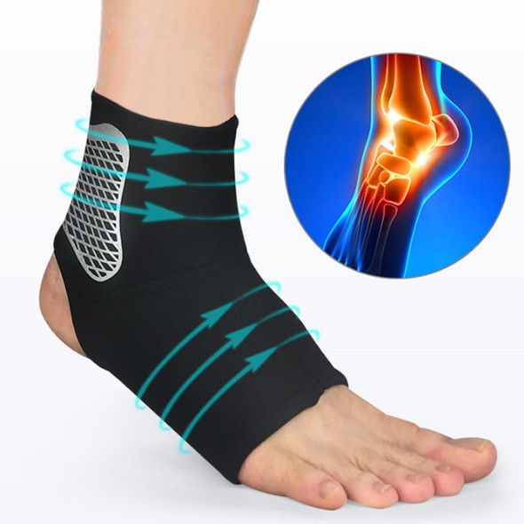 Ankle Support Brace Sports Ankle Socks Elastic High Protect Equipment Safety Running Fitness Gym