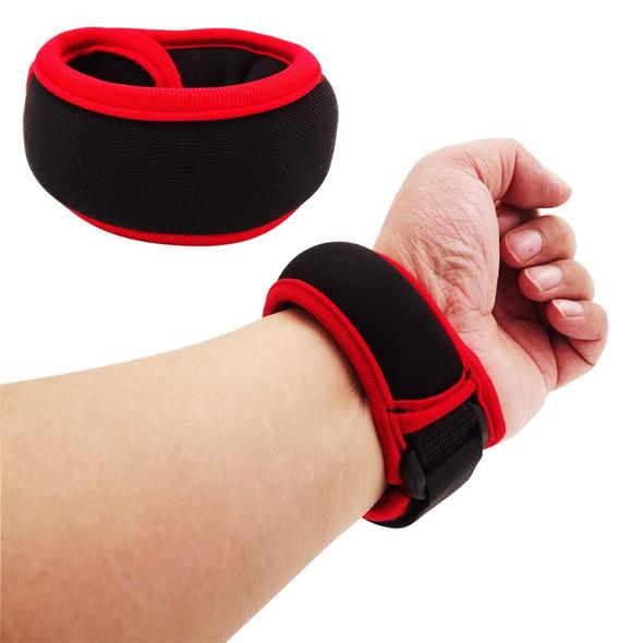 0.5kg/pair Luminous Sandbag leggings men running training invisible children feet sports fitness equipment ankle wrist weight