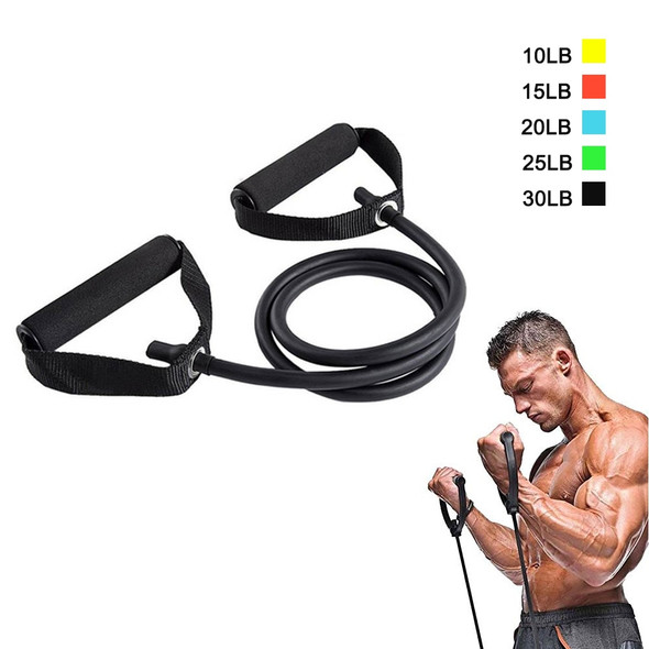 120cm Fitness Resistance Bands Elastic bands for fitness Gum Expander Pull Rope Exercise Tube Elastic Workout Bands for Pilates