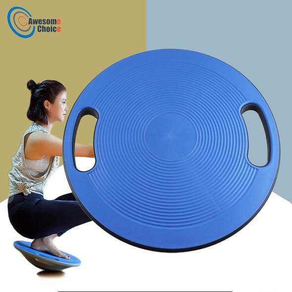 40cm Stability Disc Waist Wriggling Circular Plate Sports Antiskid Yoga Swing Balance Board Bear 250kg Balance Board