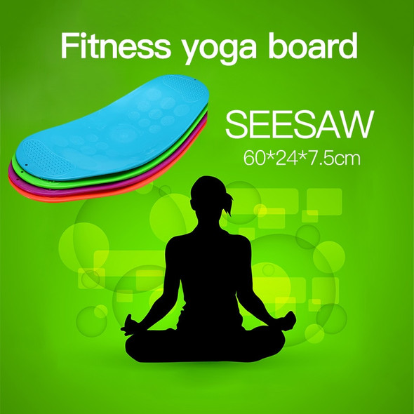 Twisting Fitness Balance Board Simple Core Workout for Abdominal Muscles and Legs Balance Fitness Yoga Board Fitness Equipment