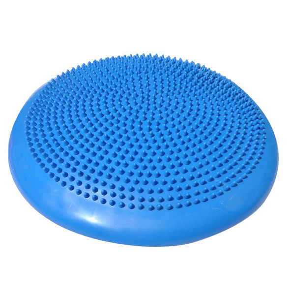 Inflated Stability Wobble Cushion, Including Free Pump/Exercise Fitness Core Balance Disc Twist Balance Board