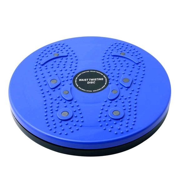 Waist Twisting Disc Magnetic Balance Board Plate Sports Fitness Board Weight Loss Leg Exercise Stretching Body Shaping Training