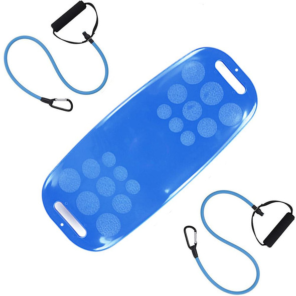 Sports Fitness Equipment Twisted Waist Yoga Board Fitness Pull Rope Balance Board Twisting Fitness Balance Simple Core Workout