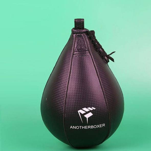 Boxing Speed Ball PU Boxing Pear Sac De Boxe Punching Ball Boxing Punching Bag Fitness Sports Speed Bag Training Equipment Tools