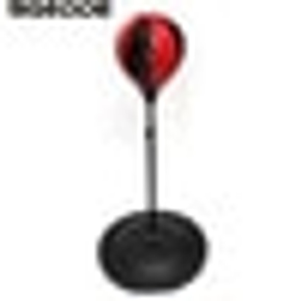 Adjustable Fitness Boxing Punch Pear Speed Ball Relaxed Boxing Punching Bag Speed bag for kids+Glove+Pump+Base+ Poles