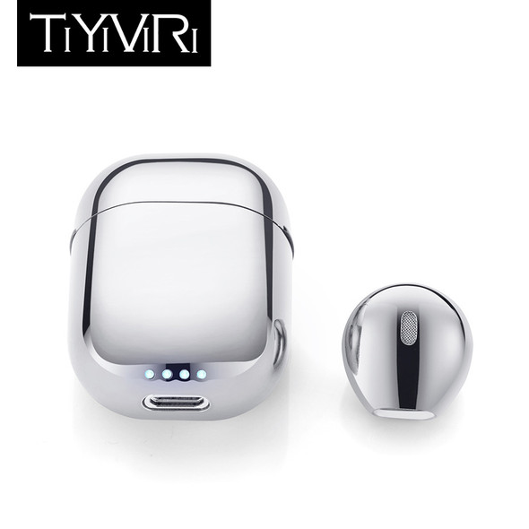 Mini IP8 TWS Bluetooth Earphones True Wireless Earbuds Stereo Music Headsets Hands-free with Charging Box for Samsung iPhone