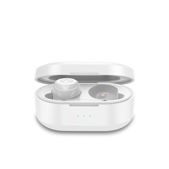 Best Mini Size Waterproof Wireless Earphone Touch Control TWS 5.0 Bluetooth Headphone with Dual Microphone Stereo Music Earbuds