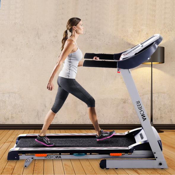 New 3.0HP DC1.0-14 km/h Foldable Electric Treadmill Exercise fat reduction fitness Equipment Machine Home Gym