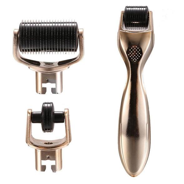 New 3 in 1 Derma Roller Dermaroller Micro Needle Skin care kit Anti-aging