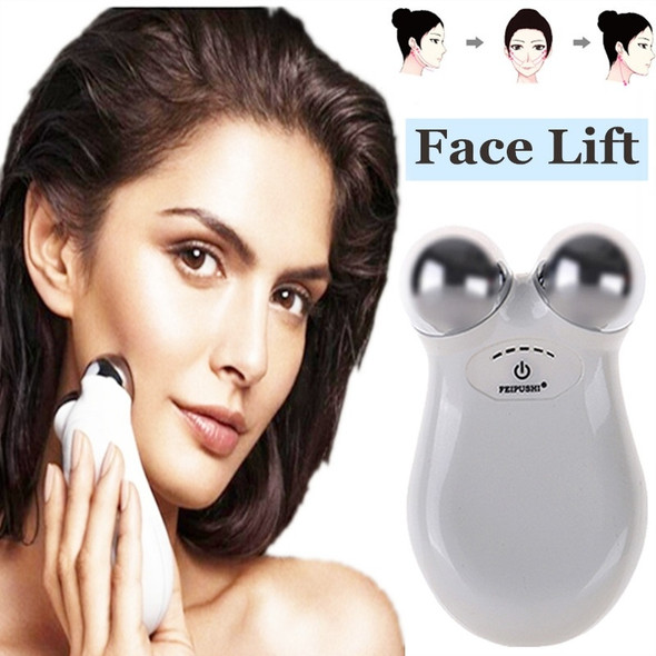 Electric Anti-aging Face Skin Slimming Facial Skin Care Device Face Lift Tighten Beauty Machine luky485
