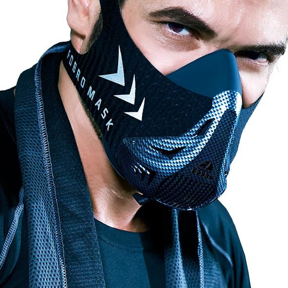 1 Sport Mask Training Sports Mask 3.0 Running Mask For Fitness Gym Workout Resistance Elevation Cardio Endurance Breathing