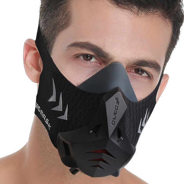 Sports Mask Pro Phantom Training Running Mask Cardio High Altitude Protective Breathing Trainer Air Filter Sport Mask