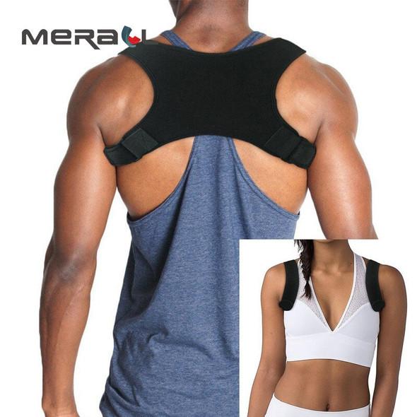 Male/Female Posture Correcter + Back Brace / Corset