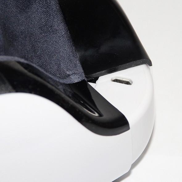 Foldable Electric Eye Massager + Heat Compression, Wireless Bluetooth, Music & Eye Care Mask