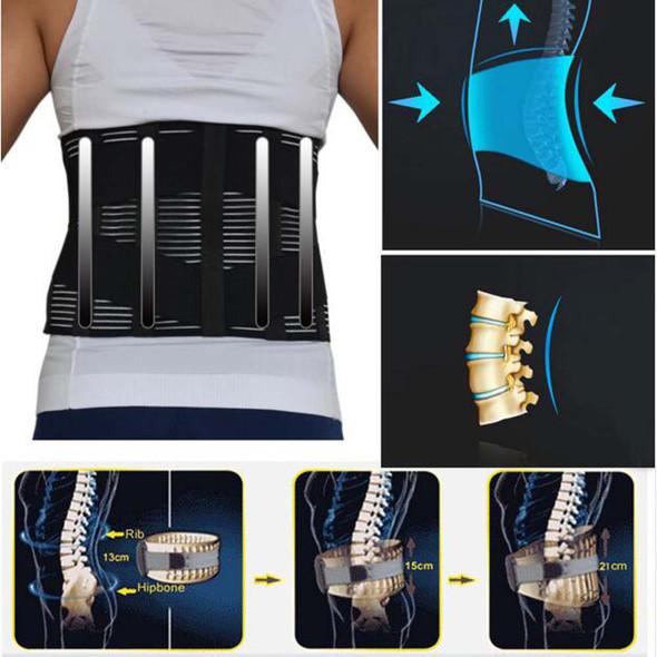 Unisex Lumbar Orthopedic Corset Herniated Disc Brace Lower Back Support Corset On the Lumbar Spine Back Belt