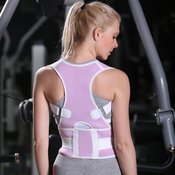 Unisex Posture Corrective Girdle Cervical Back Support Belts Posture Corrector Corset Upright Posture Waist Trainer For Backache