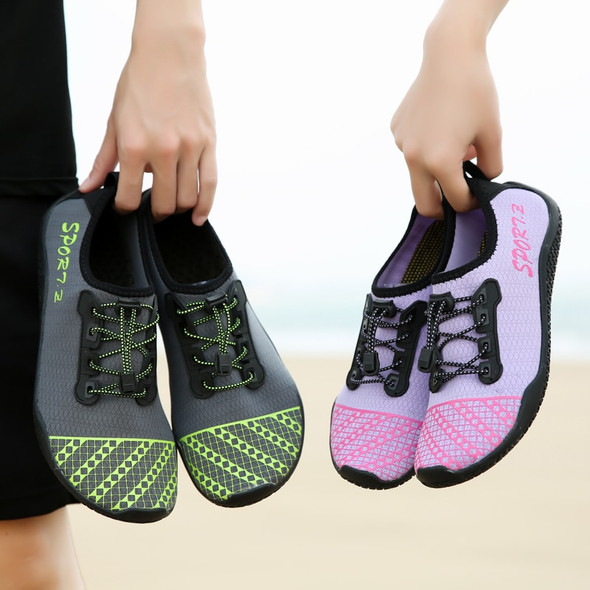 Unisex Breathable Slip-Resistant Sports Shoes
