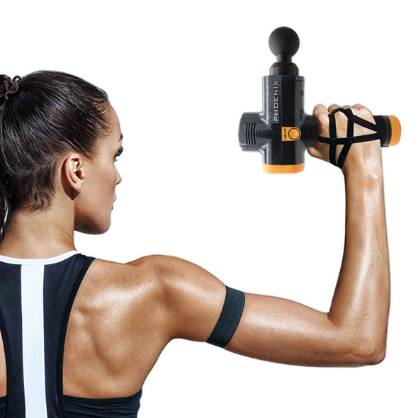 Massage muscle gun Therapy + Pain Relief