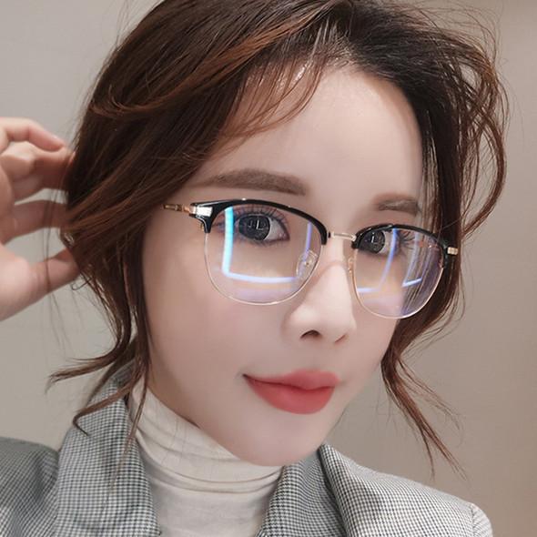 Blue Light Blocking Glasses Women Clear Lens Computer Eye Protection Glasses Eyewear