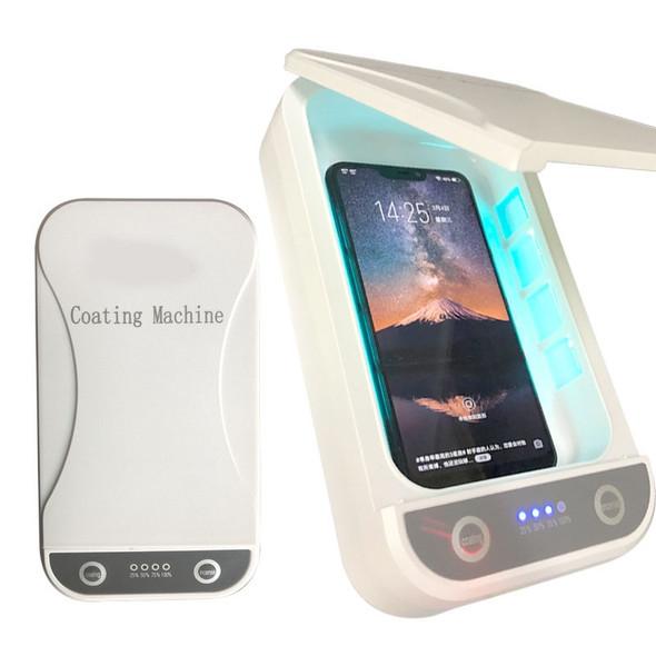 Phone Sterilizer Box + Disinfection