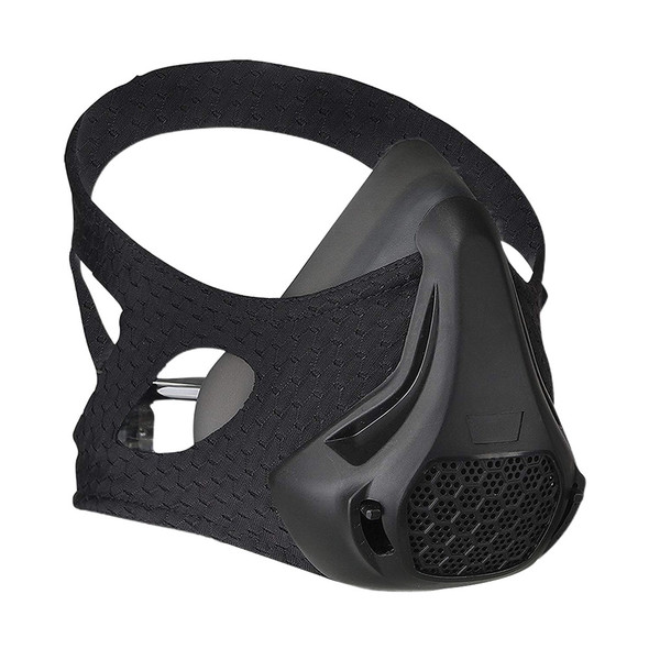 Training Endurance 24 Breathing Resistance Levels Jogging Wear Resistant Sport Fitness Mask High Altitude Simulation Cycling Gym